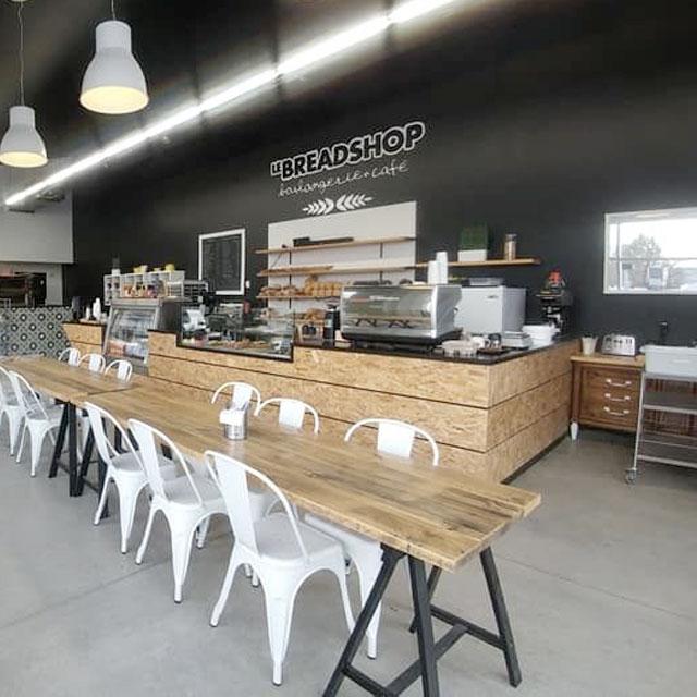 Le Breadshop - Boulangerie-café - Sainte-Adèle