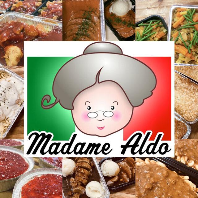 Restaurant Madame Aldo