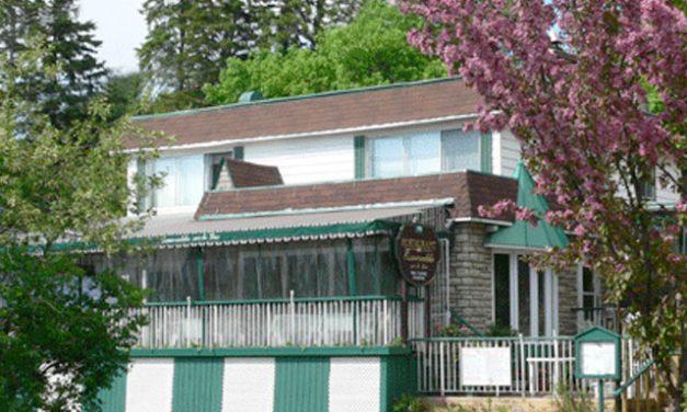 Restaurant Esmeralda sur le Lac