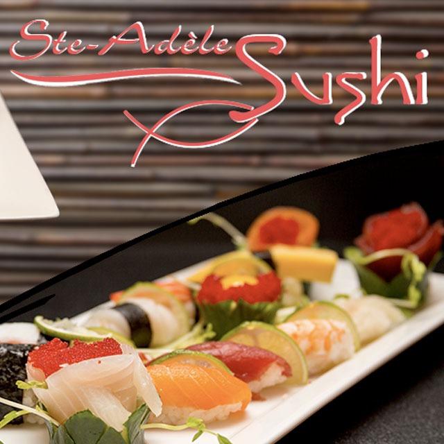 Ste-Adèle Sushi - Sainte-Adèle