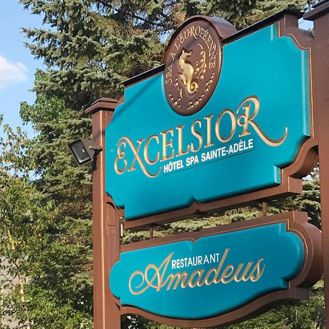 Excelsior Hôtel Spa Sainte-Adèle