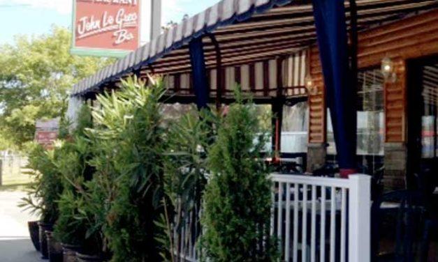 Restaurant John Le Grec