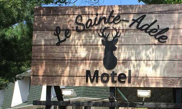 Motel Le Sainte-Adèle