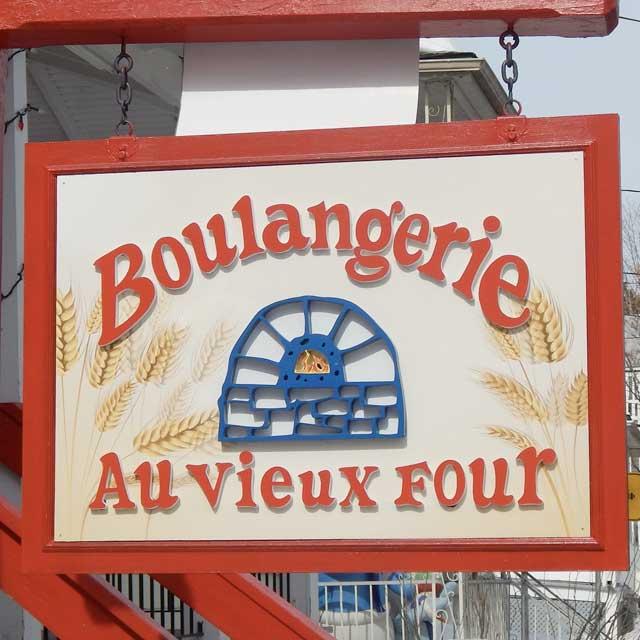 Boulangerie au Vieux Four