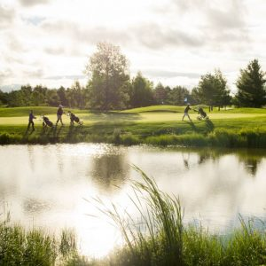 Club de golf Le Chantecler