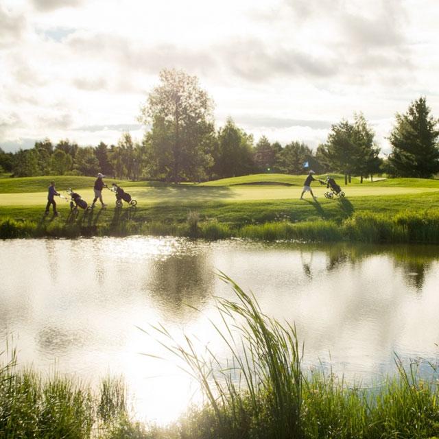 Club de golf Le Chantecler