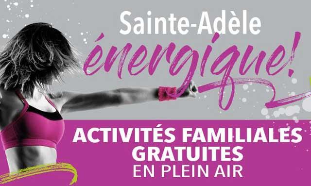 Sainte-Adèle énergique