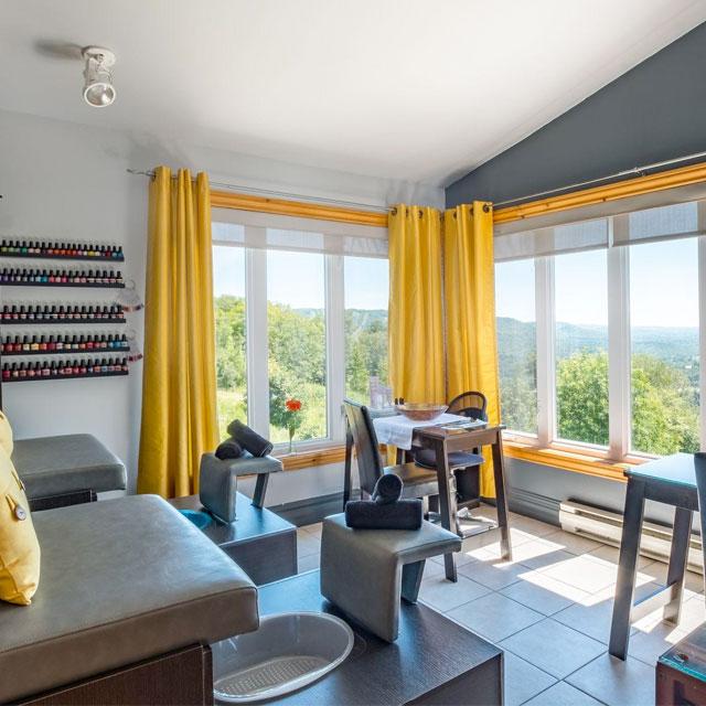 Spa Relaxia (Hôtel Mont-Gabriel)