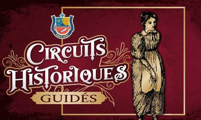 CIRCUITS HISTORIQUES GUIDÉS